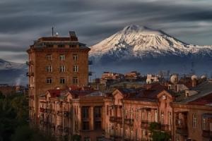 Erevan, Arménie. photo : Christian Doaré