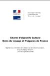 Charte d'objectifs Culture